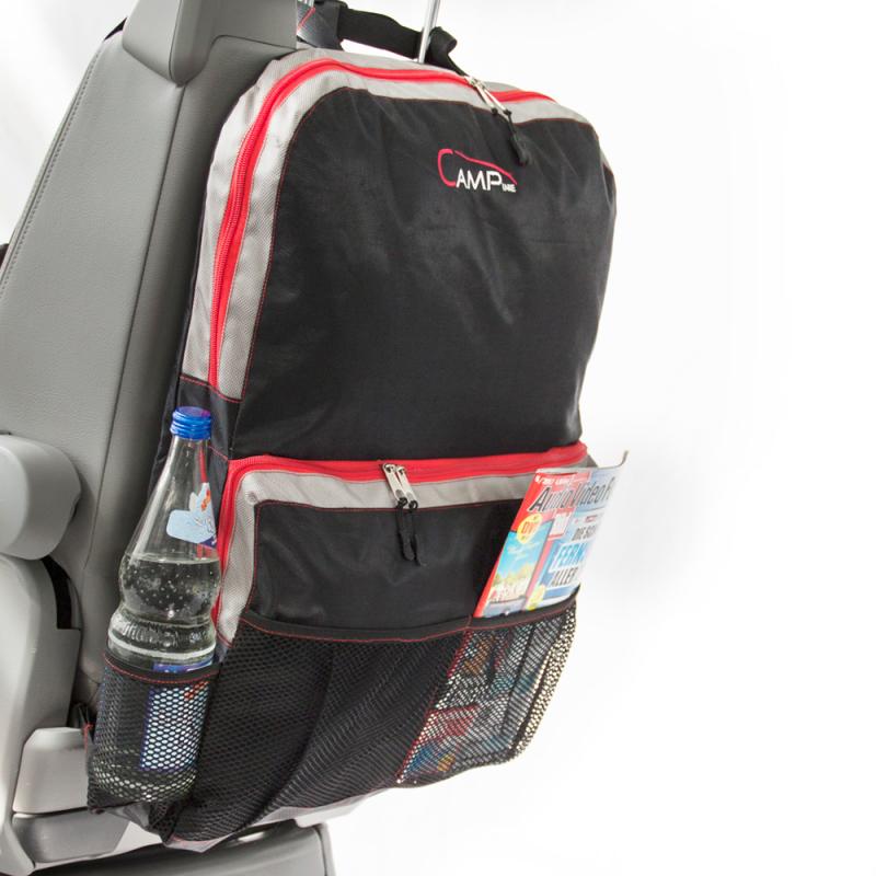 CAMPbag T mit Flaschenhalter und Frontnetz