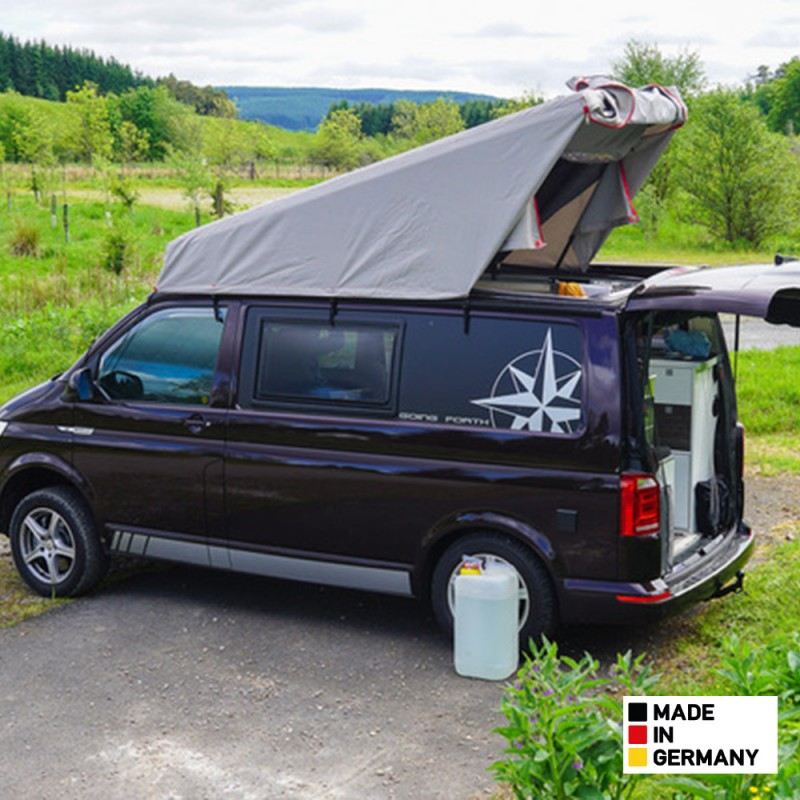 wetterschutzhaube m tze campcap jrv f r das westfalia. Black Bedroom Furniture Sets. Home Design Ideas