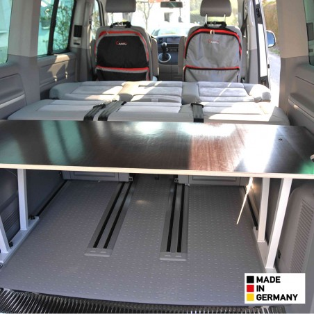 campbed m schlafmatratze f r vw t5 und vw t6. Black Bedroom Furniture Sets. Home Design Ideas