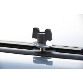 schienenadapter campadapc f r die c schiene f r den vw t5. Black Bedroom Furniture Sets. Home Design Ideas