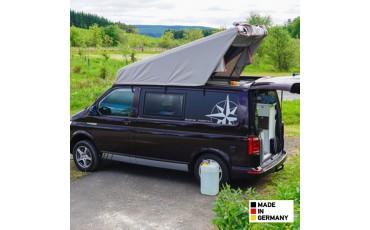Die Kappe fürs Dach - Unsere CAMPcaps